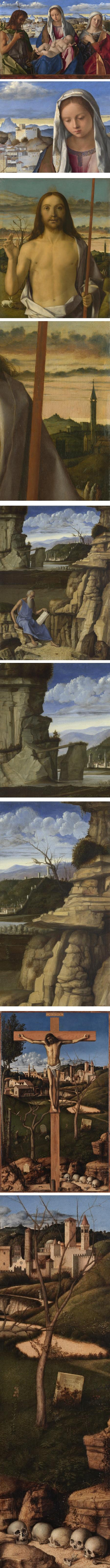 Giovanni Bellini: Landscapes of Faith in Renaissance Venice at the Getty