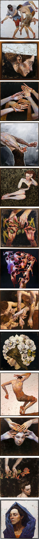 Denis Sarazhin, Ukranian painter