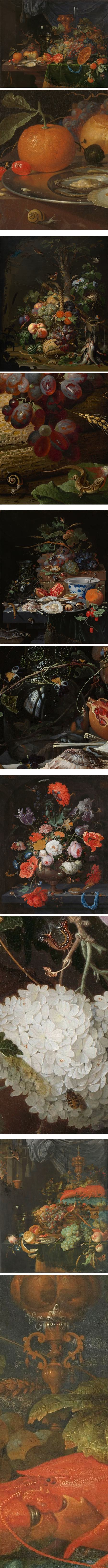 Abraham Mignon, Dutch Golden Age still life and florals