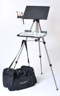 En Plein Air Pro, plein air watercolor easel