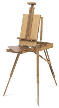 Jullian French Box Easel