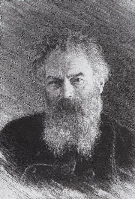 Self-portrait Ivan Shishkin