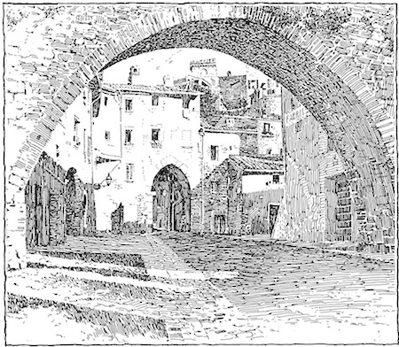 Rendering in Pen and Ink by Arthur L. Guptill