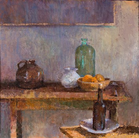 Michael Doyle, still life