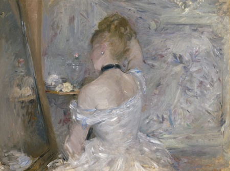 Berthe Morisot Impressionist paintings
