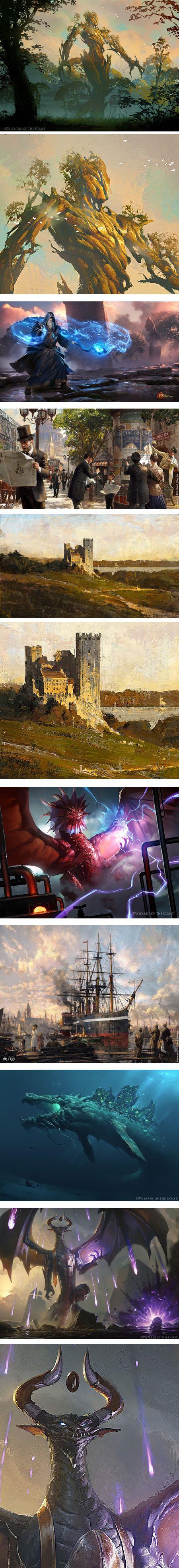 Fantasy Art Illustrators