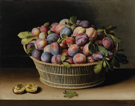 Louise Moillon, Baroque still life painting