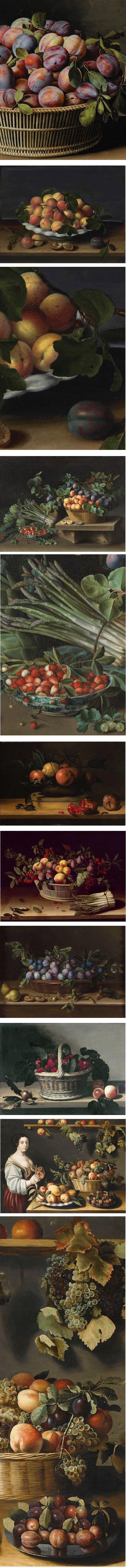 Louise Moillon, Baroque still life painting