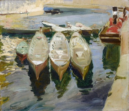 Sotheby's 19th Century European Paintings auction, July, 2019, Joaquin Sorolla