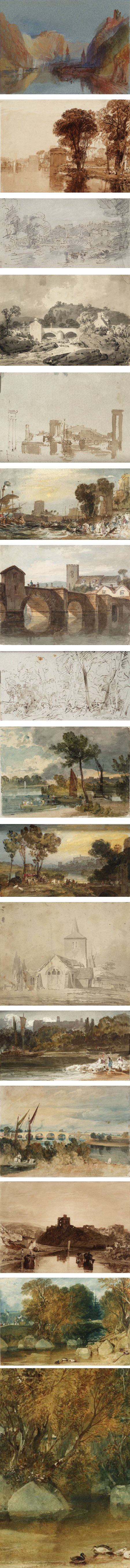 J.M.W. Turner Sketchbooks