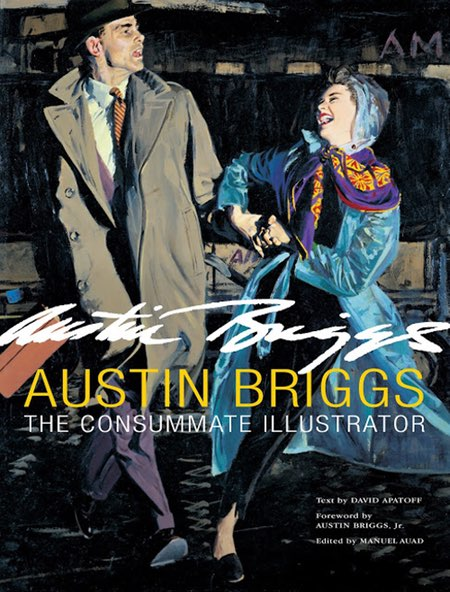 Austin Briggs, The Consumate Illustrator