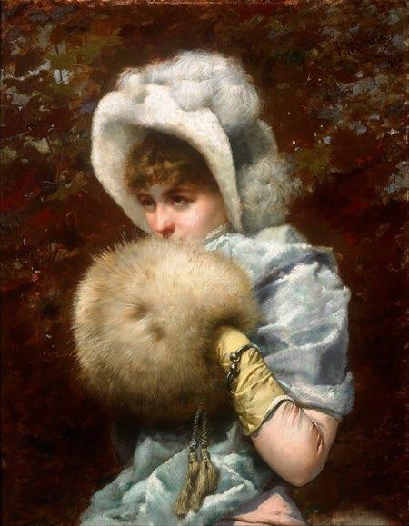 Winter 1882, Francesc Masriera