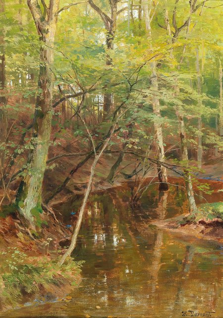 Woodland Stream, Hugo Darnaut