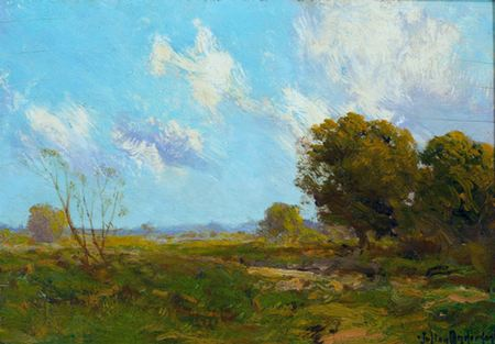 Late Afternoon, Julian Onderdonk