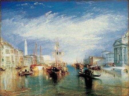 JWM Turner Venice