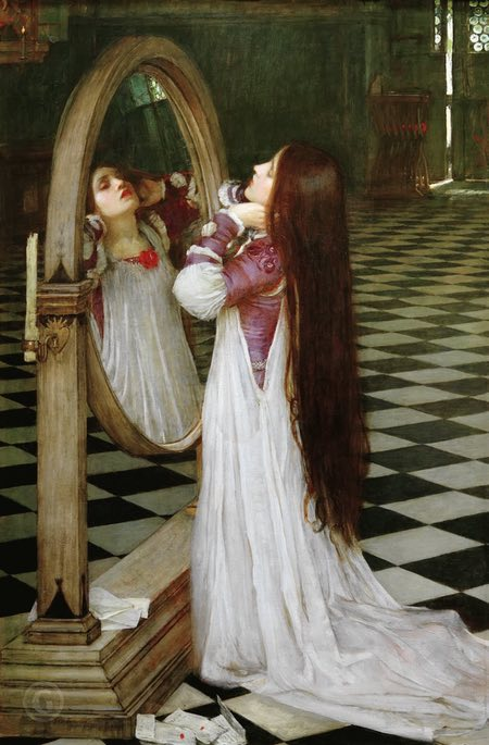 Mariana in the South, John William Waterhouse