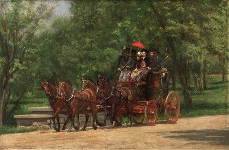 Thomas Eakins, 1880