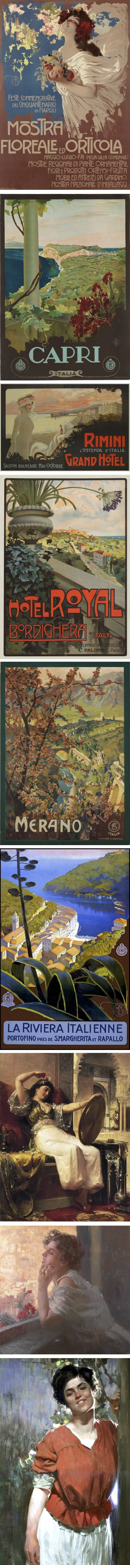 Mario Borgoni posters and paintings