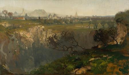 James Patterson, Scottish artist