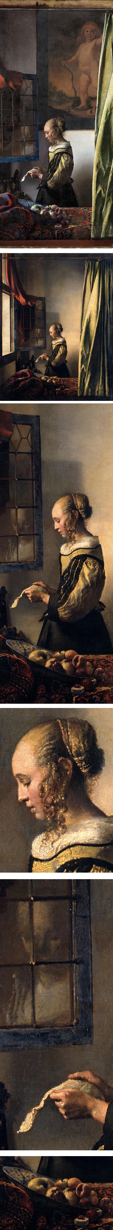Vermeer restoration unveiled with revealed Cupid