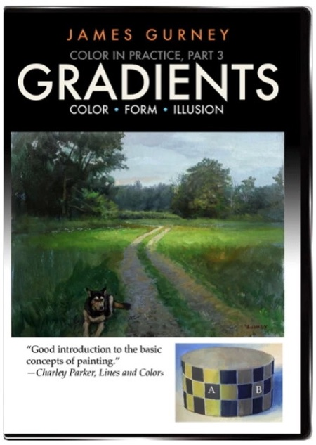 Gradients: Color, Form and Illusion,