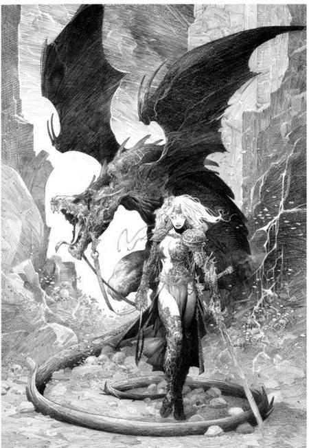 Alberto Varanda, comics and illustration